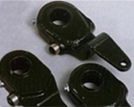 Manual slack adjusters